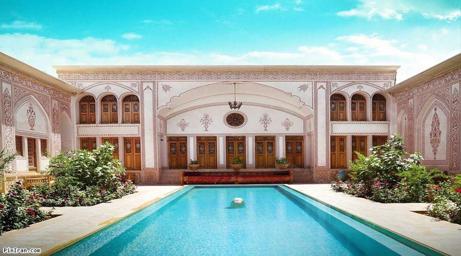 Mahinestan Raheb Hotel Kashan Main 2