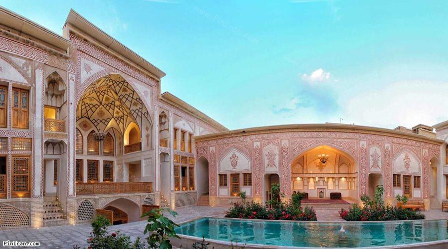 Mahinestan Raheb Hotel Kashan Main