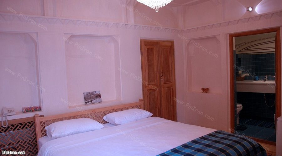 Mahinestan Raheb Hotel Kashan Room Double