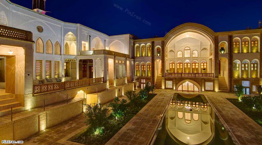 Manouchehri Traditional Hotel Kashan Main