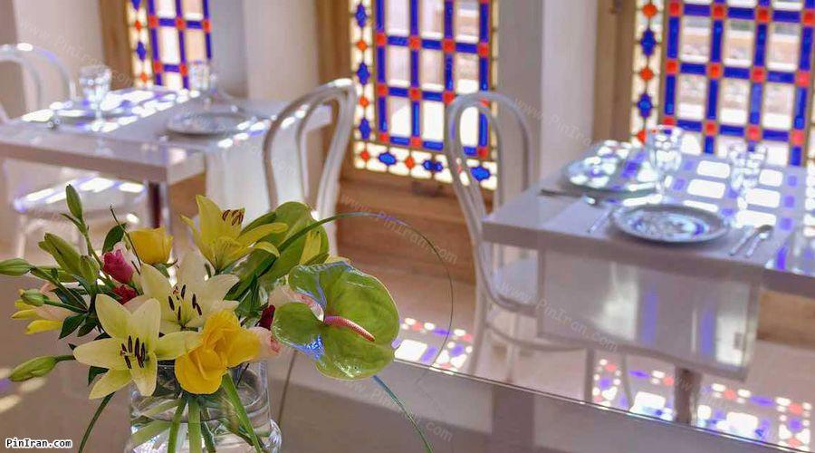 Manouchehri Traditional Hotel Kashan Restaurant 2