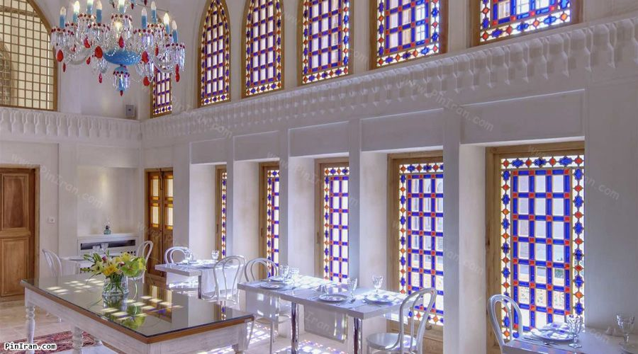 Manouchehri Traditional Hotel Kashan Restaurant 3