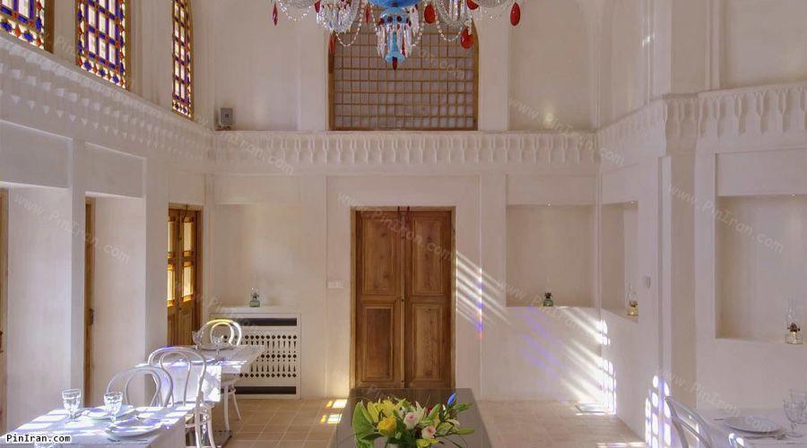 Manouchehri Traditional Hotel Kashan Restaurant 4