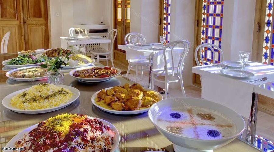Manouchehri Traditional Hotel Kashan Restaurant