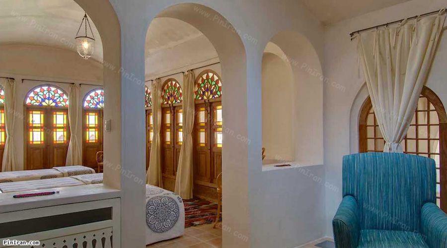Manouchehri Traditional Hotel Kashan Room Triple 2