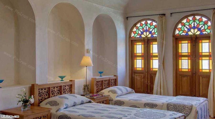 Manouchehri Traditional Hotel Kashan Room Triple