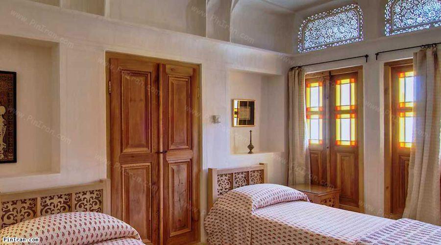 Manouchehri Traditional Hotel Kashan Room Twin 2