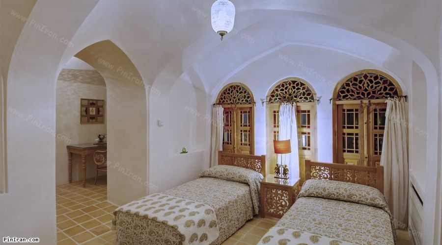 Manouchehri Traditional Hotel Kashan Room Twin 3