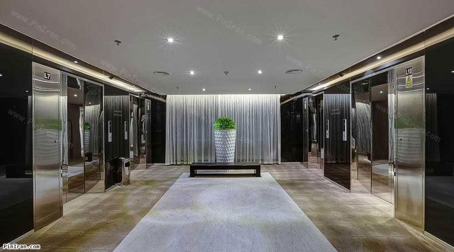 Novotel Hotel Tehran Corridor