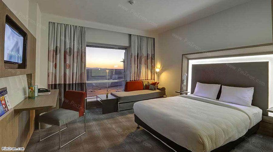 Novotel Hotel Tehran Double Room