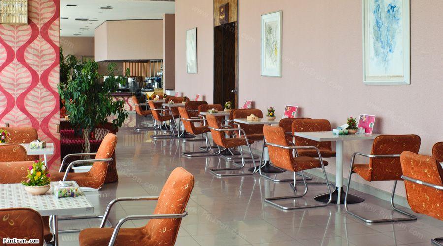 Parsian Azadi Khazar Hotel Chalus Cafe