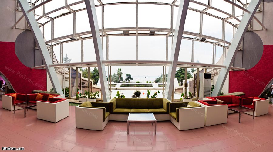 Parsian Azadi Khazar Hotel Chalus Lobby
