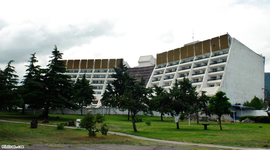Parsian Azadi Khazar Hotel Chalus Main