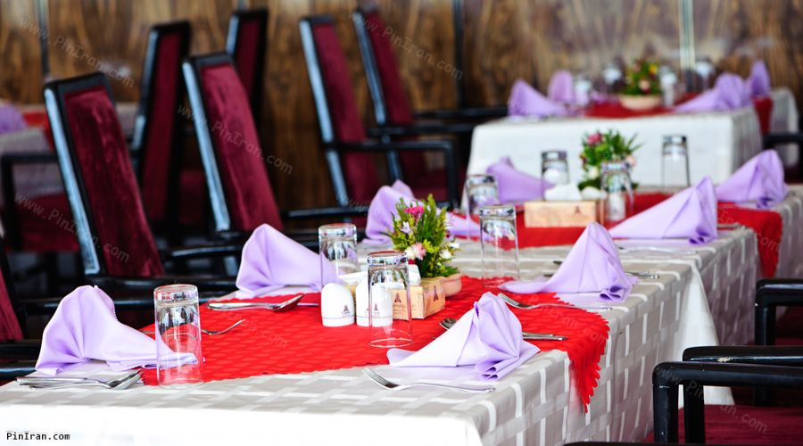 Parsian Azadi Khazar Hotel Chalus Restaurant 2
