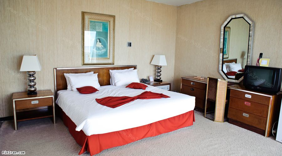 Parsian Azadi Khazar Hotel Chalus Room Double