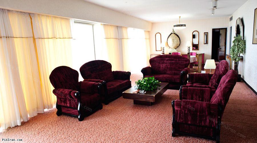 Parsian Azadi Khazar Hotel Chalus Suite