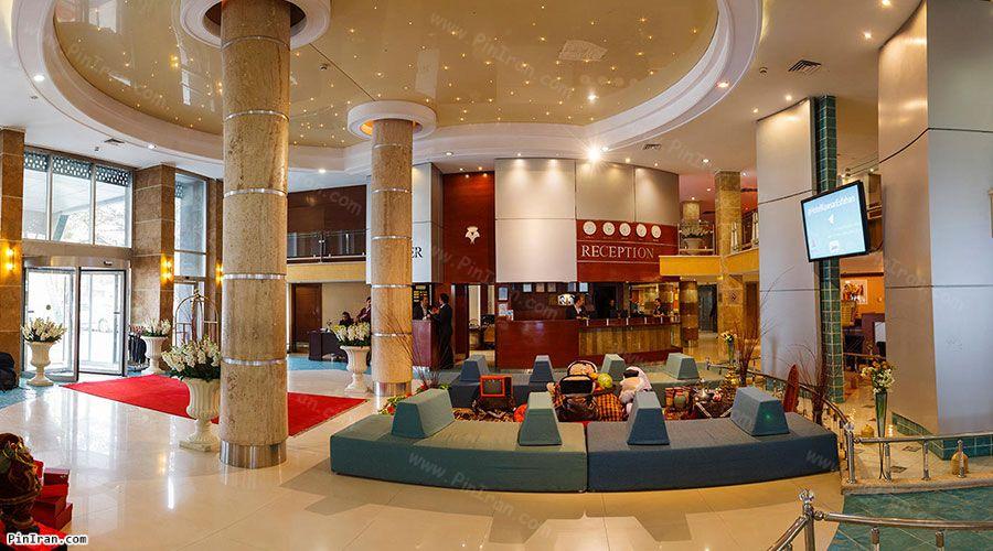 Parsian Kowsar Hotel Isfahan Lobby 3