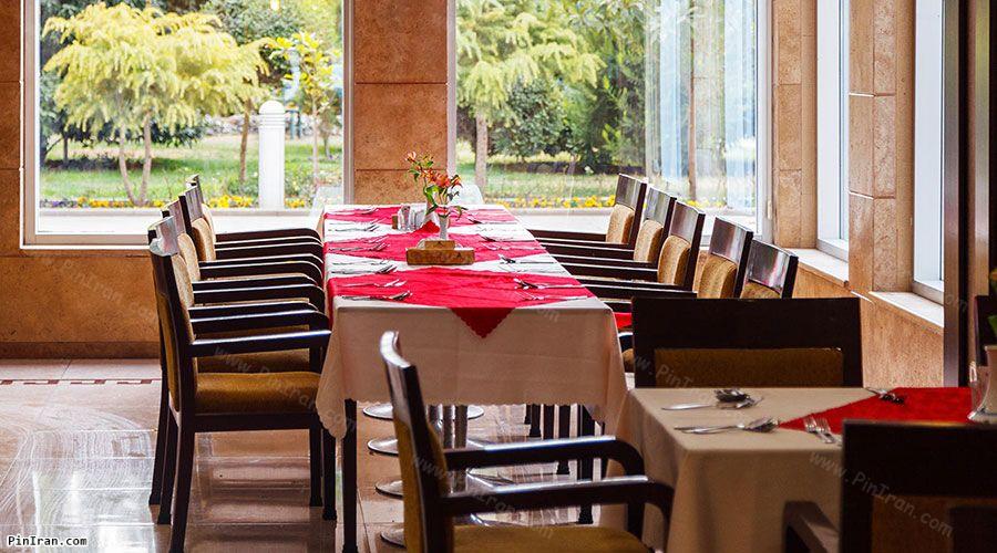 Parsian Kowsar Hotel Isfahan Restaurant 2