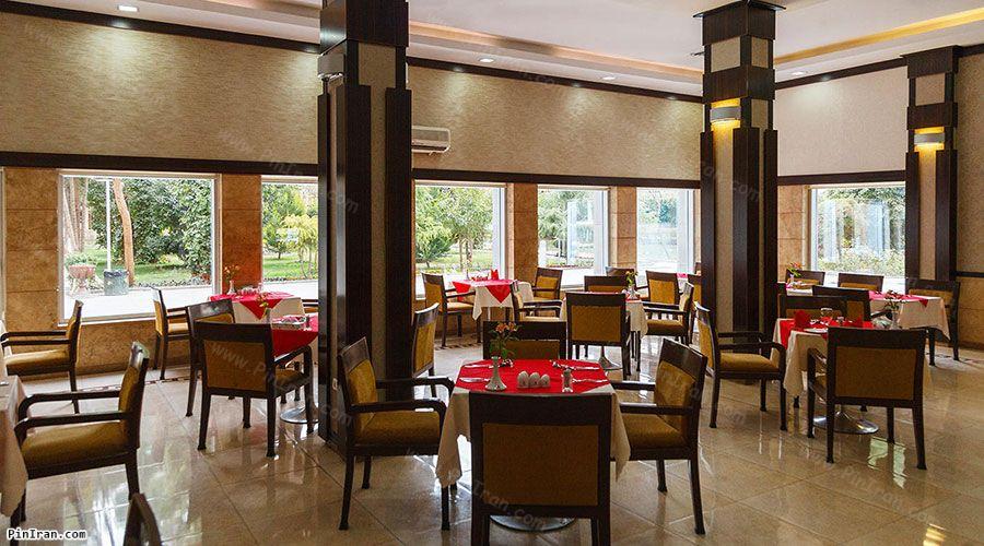 Parsian Kowsar Hotel Isfahan Restaurant