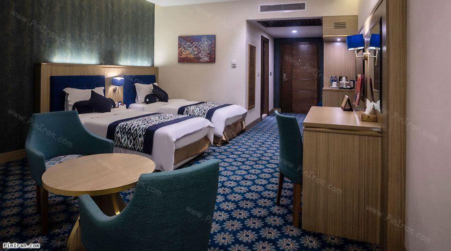 Parsian Kowsar Hotel Isfahan Room Twin 2