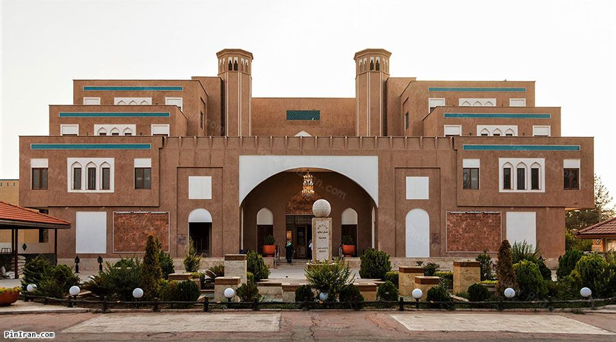 Parsian Safaiyeh Hotel Yazd Main