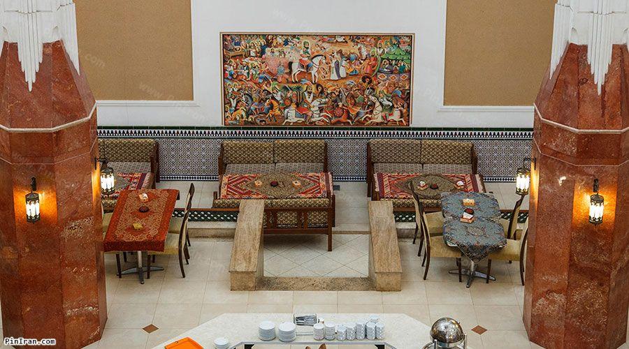 Parsian Safaiyeh Hotel Yazd Restaurant