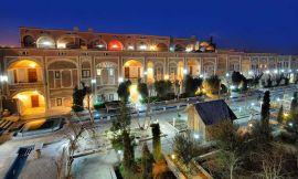 Moshir al-Mamalek Hotel Yazd