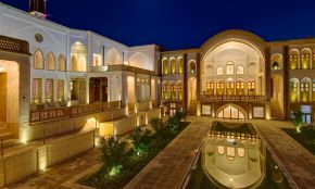 Manouchehri Hotel Kashan
