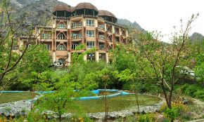 Mountain Hotel Birjand