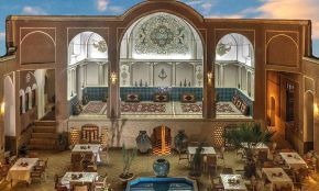 Negin Traditional Hotel Kashan