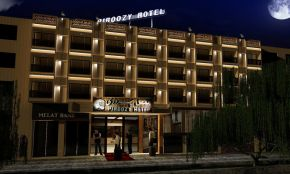 Piroozy Hotel Isfahan