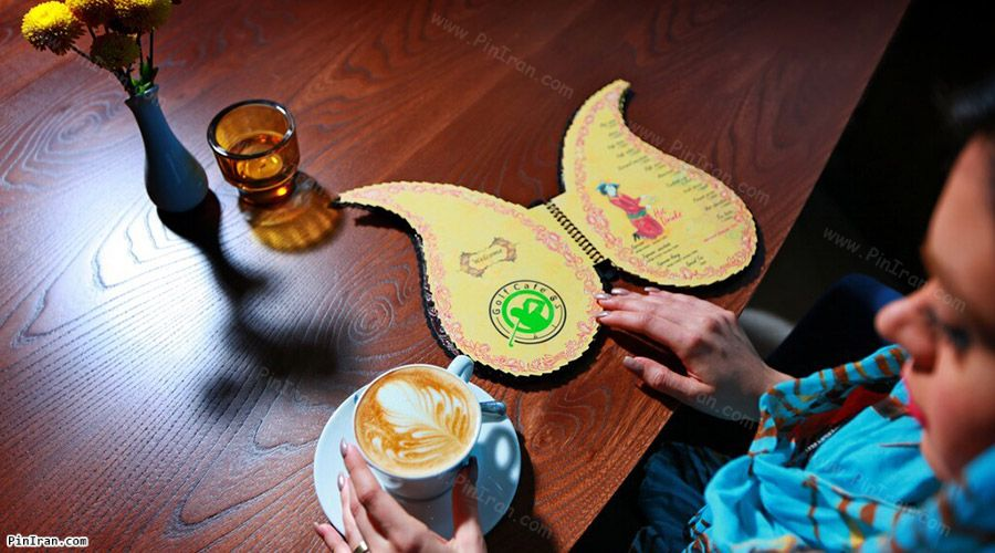 Toranj Hotel Kish Cafe