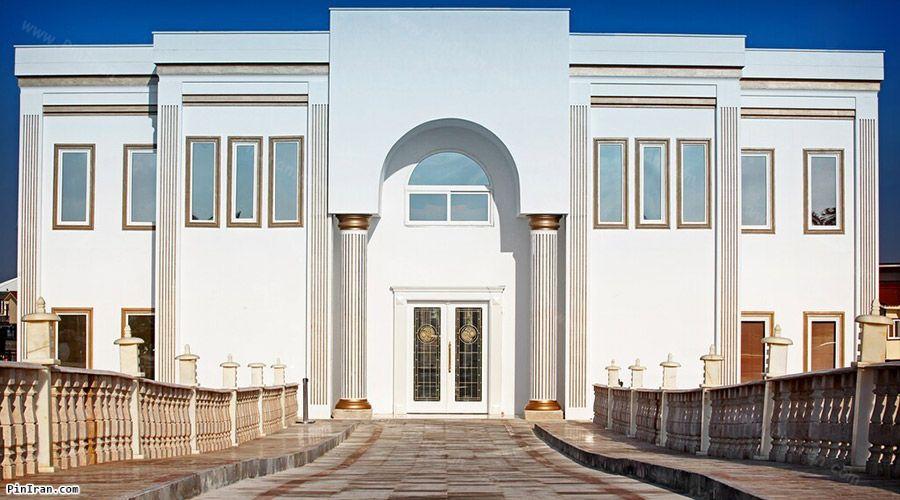 Toranj Hotel Kish Entrance 2