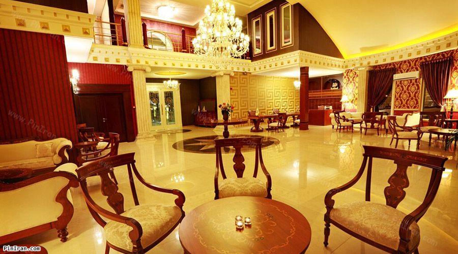 Toranj Hotel Kish Lobby