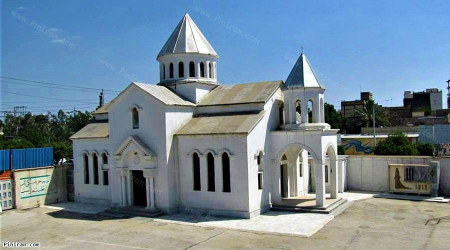 Abadan Armenian Church 1