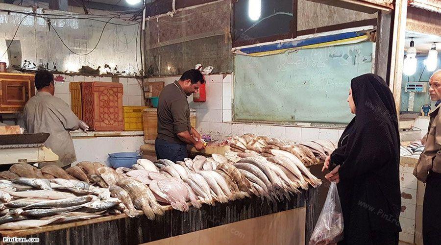 Abadan Fish Market 1