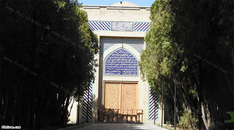 Abul Hassan Kharaqani Shrine 2