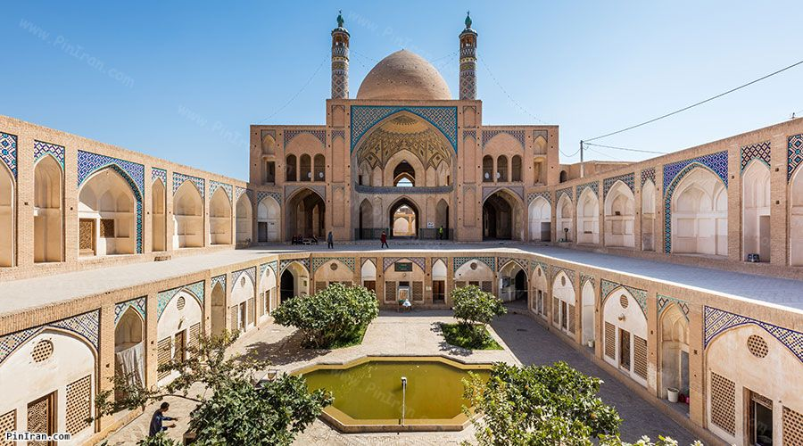 Agha Bozorg Mosque 1
