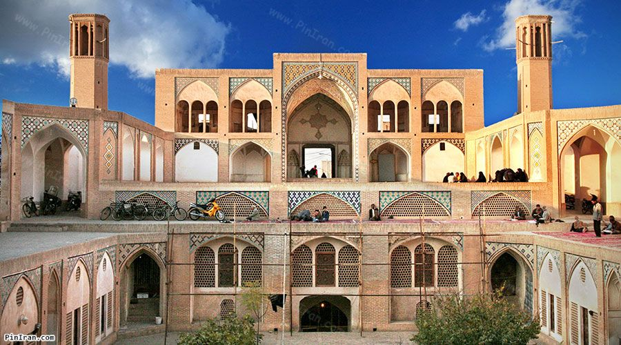 Agha Bozorg Mosque 2