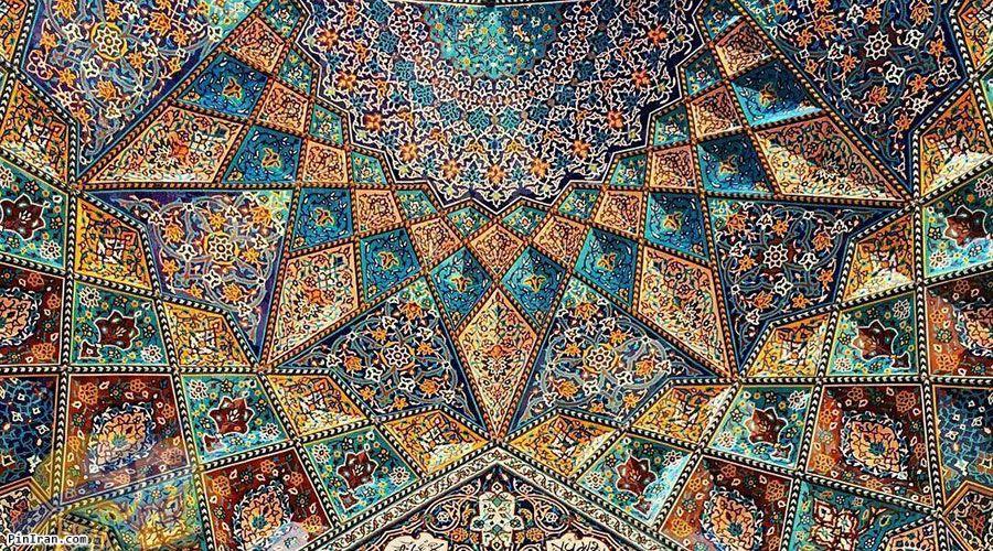 Agha Bozorg Mosque 3
