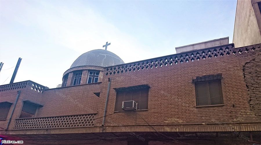 Ahvaz Christians Catholic Church 1