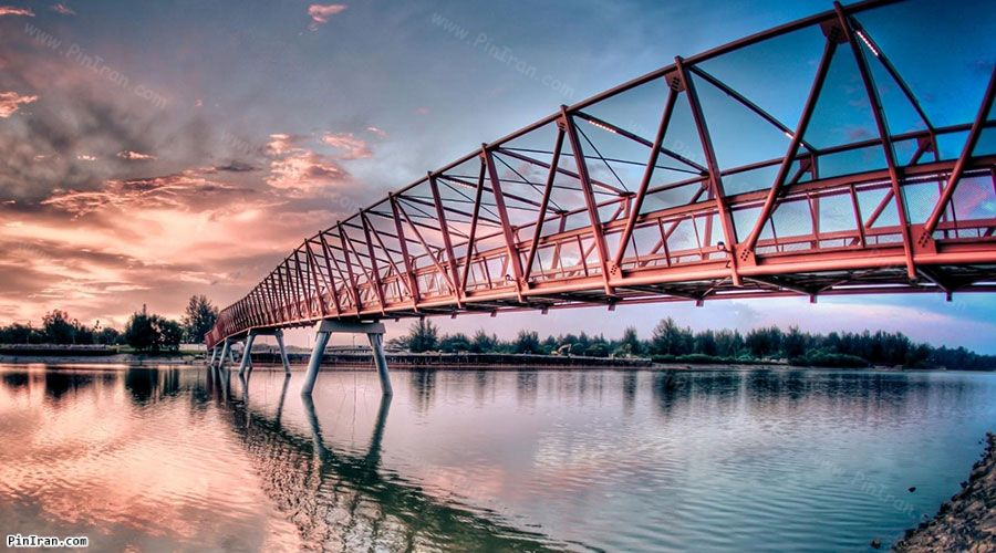 Ahvaz Nature Bridge 1