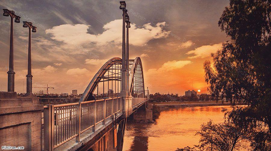 Ahvaz White Bridge 1