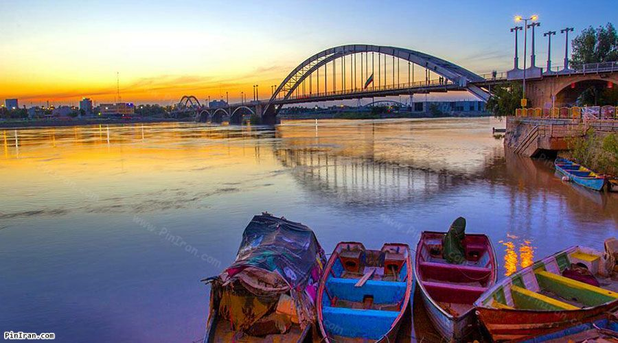 Ahvaz White Bridge 3