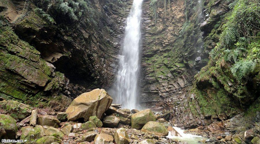 Akapol Waterfall 1