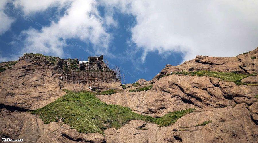 Alamut Fortress 1