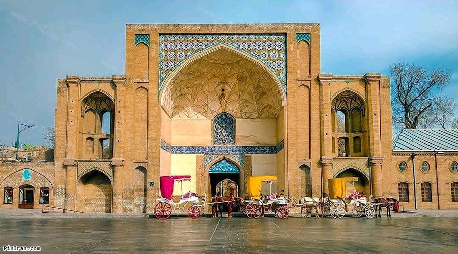 Ali Qapu Gate 1