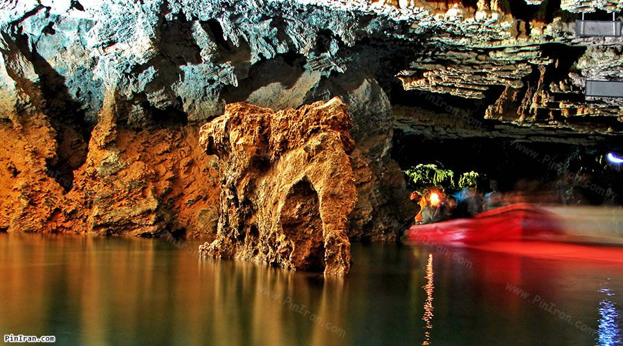 Ali Sadr Cave 2