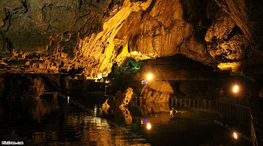 Ali Sadr Cave 4