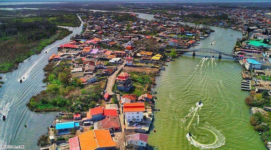 Anzali Lagoon 3